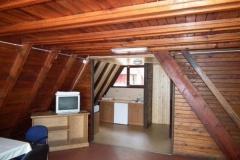 Domek Brda LUX- pokój dzienny